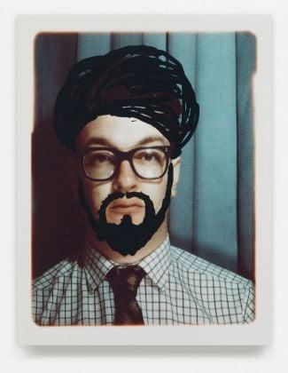 Mark Wallinger, Passport Control, 1988. Courtesy the artist and Hauser & Wirth. Photo © Alex Delfanne