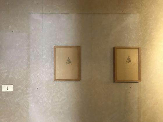Massimo Ruiu, Arto fantasma - Sireno, 1996 e Massimo Ruiu, Arto fantasma - Centauro, 1996
