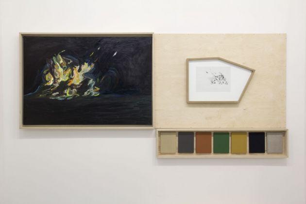 Matteo Fato, (will o the wisp), 2015 2018. Courtesy l'artista & Galleria Michela Rizzo, Venezia