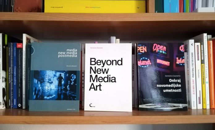 Media, New Media, Postmedia di Domenico Quaranta nelle versioni italiana, inglese e slovena