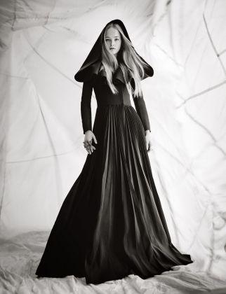 Metamorphique dress Spring-Summer 2017 Haute Couture collection by Maria Grazia Chiuri ® Paolo Roversi