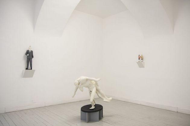 Miro Trubač. Isle of Man. Exhibition view at Galleria Opere Scelte, Torino 2018