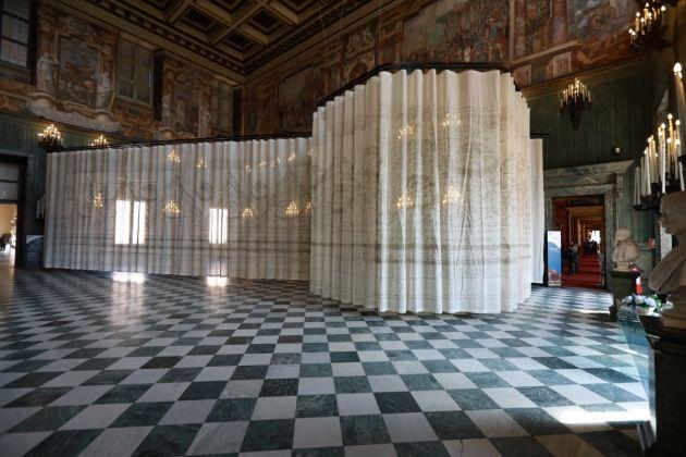 Musei Reali Torino Mariana Castillo De Ball Mshatta Fassade 2014 Courtesy Galerie Barbara Wien Berlino