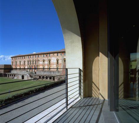 Museo Bertozzi & Casoni, Sassuolo, esterno