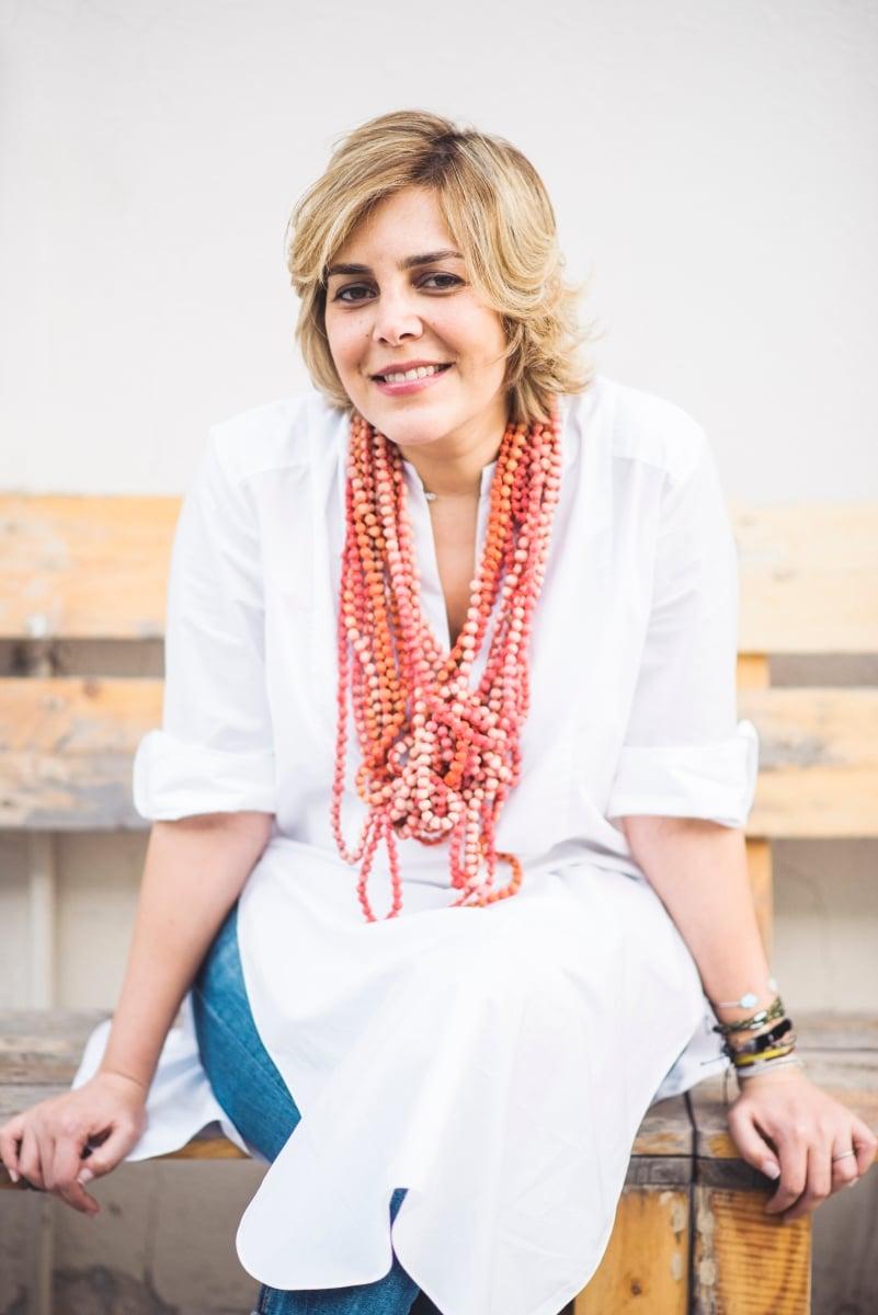 Myrna Ayad, direttrice Art Dubai, Photo Abbi Kemp