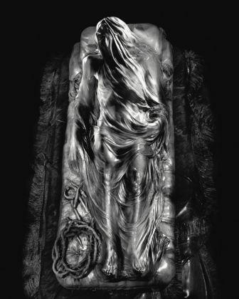 Nino Migliori, Lumen. Cristo velato. Cappella Palatina, Maschio Angioino, Napoli