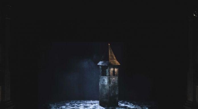 OHT-Office for a Human Theatre, Curon-Graun. Storia di un villaggio affogato. Teatro Sociale, Trento 2018. Photo Michele Purin