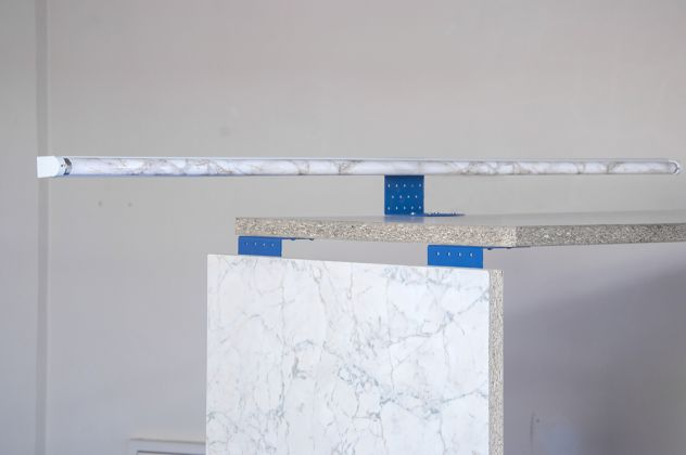 Parasite 2.0, Like marble-like. Centro Arti Plastiche di Carrara © Parasite 2.0