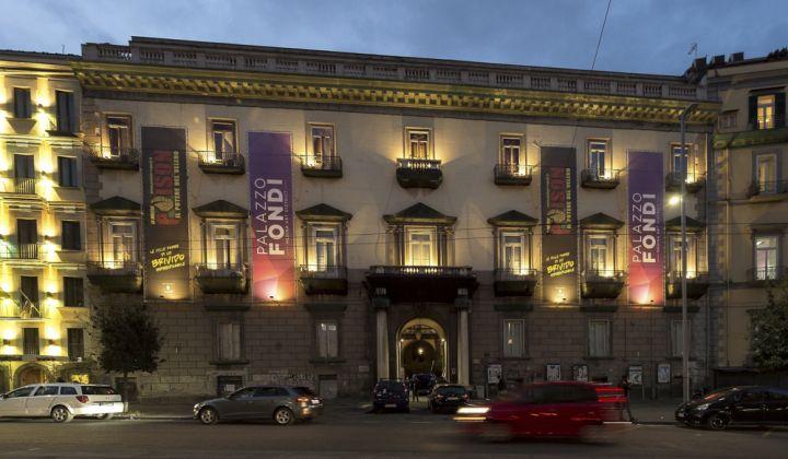 Palazzo Fondi, Facciata. Ph. Fabio Pariante