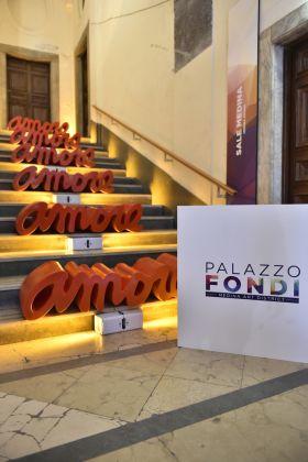 Palazzo Fondi, scale. Ph. Fabio Pariante