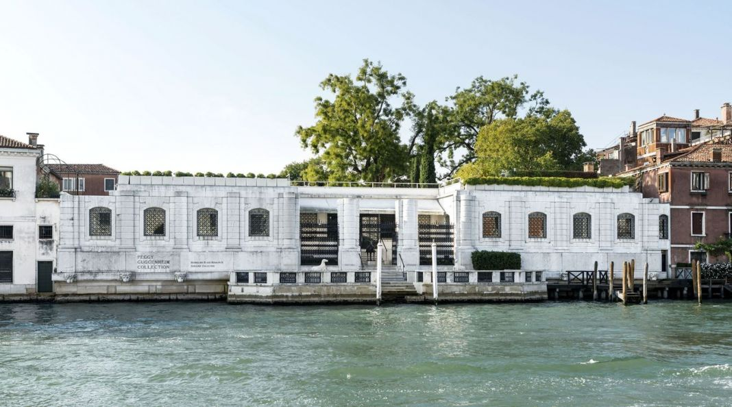 Peggy Guggenheim Collection, Venezia. Photo Matteo de Fina