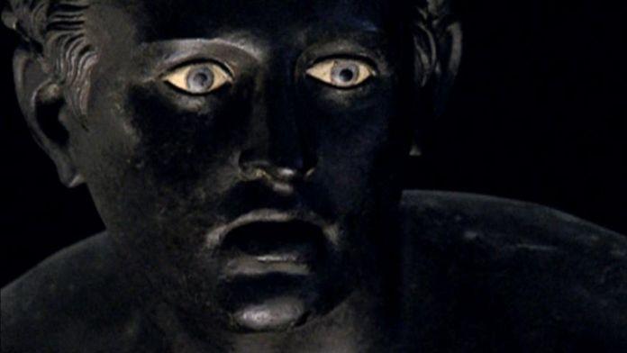 Pink Floyd, Live at Pompeii, 1972. Still da film