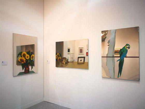 Pistoletto da Repetto gallery Londra