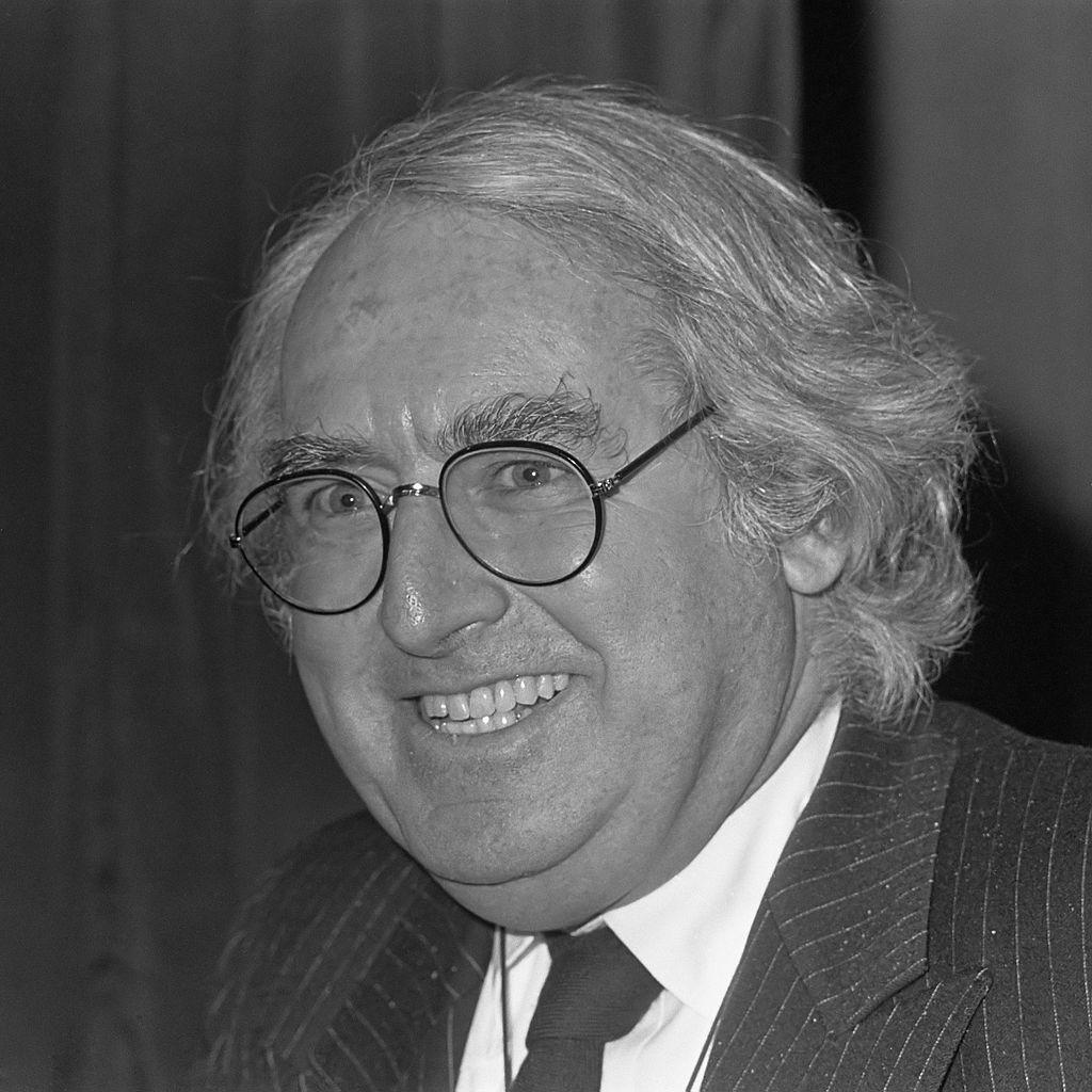 Richard Meier nel 1986