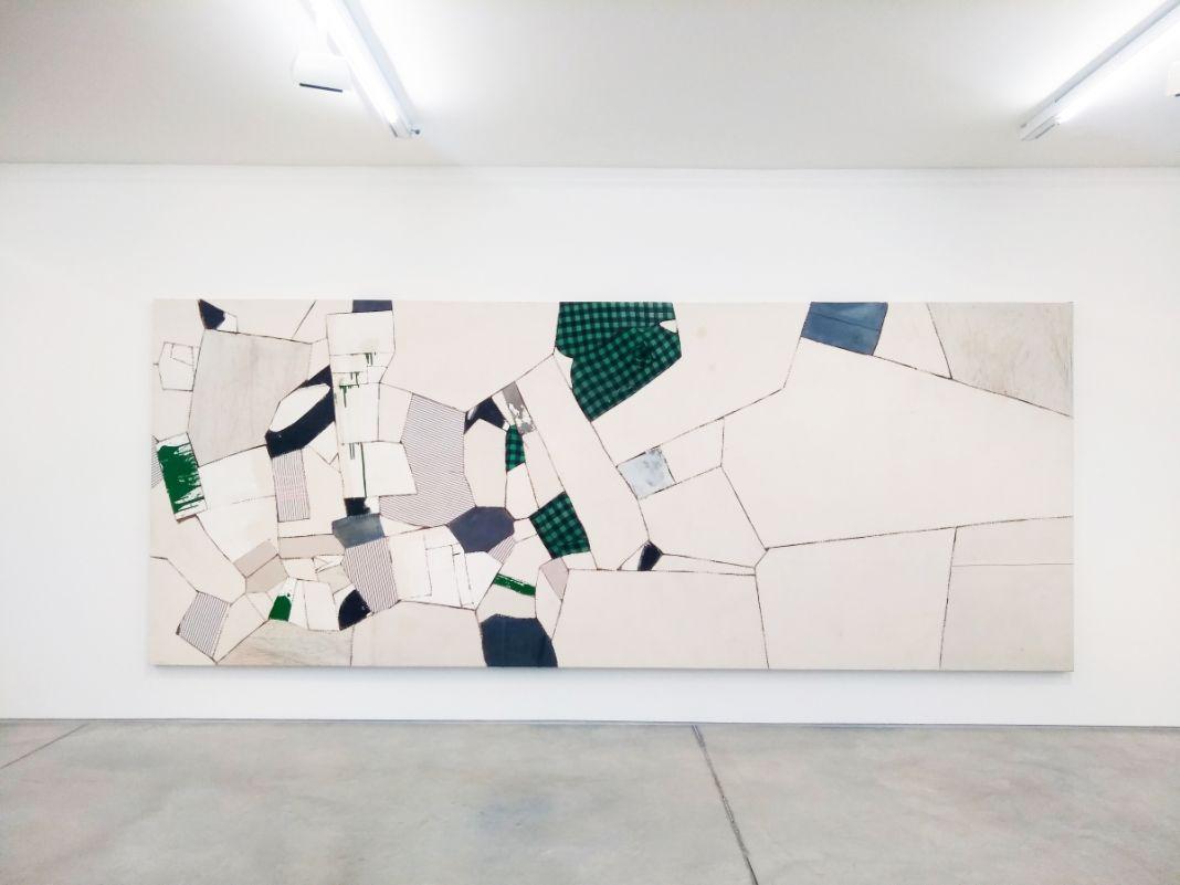 Sally Ross, Goodbye Old Friend, 2014. Installation view Collezione Maramotti, Reggio Emilia 2018. Photo Daniele Perra