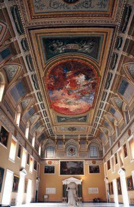 Salone Giorgio Albano, MANN, Napoli