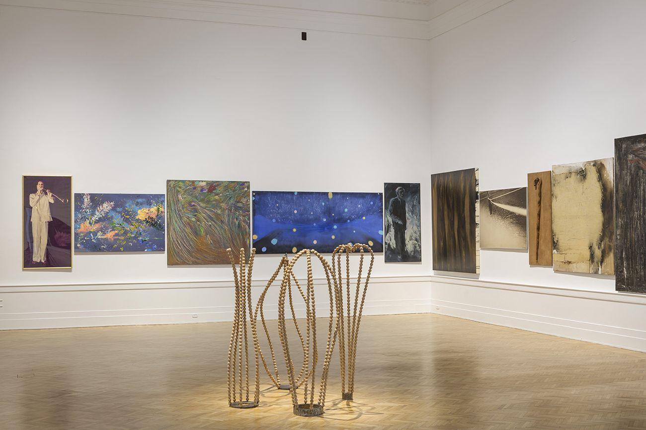 Scorribanda. Installation view at La Galleria Nazionale, Roma 2018