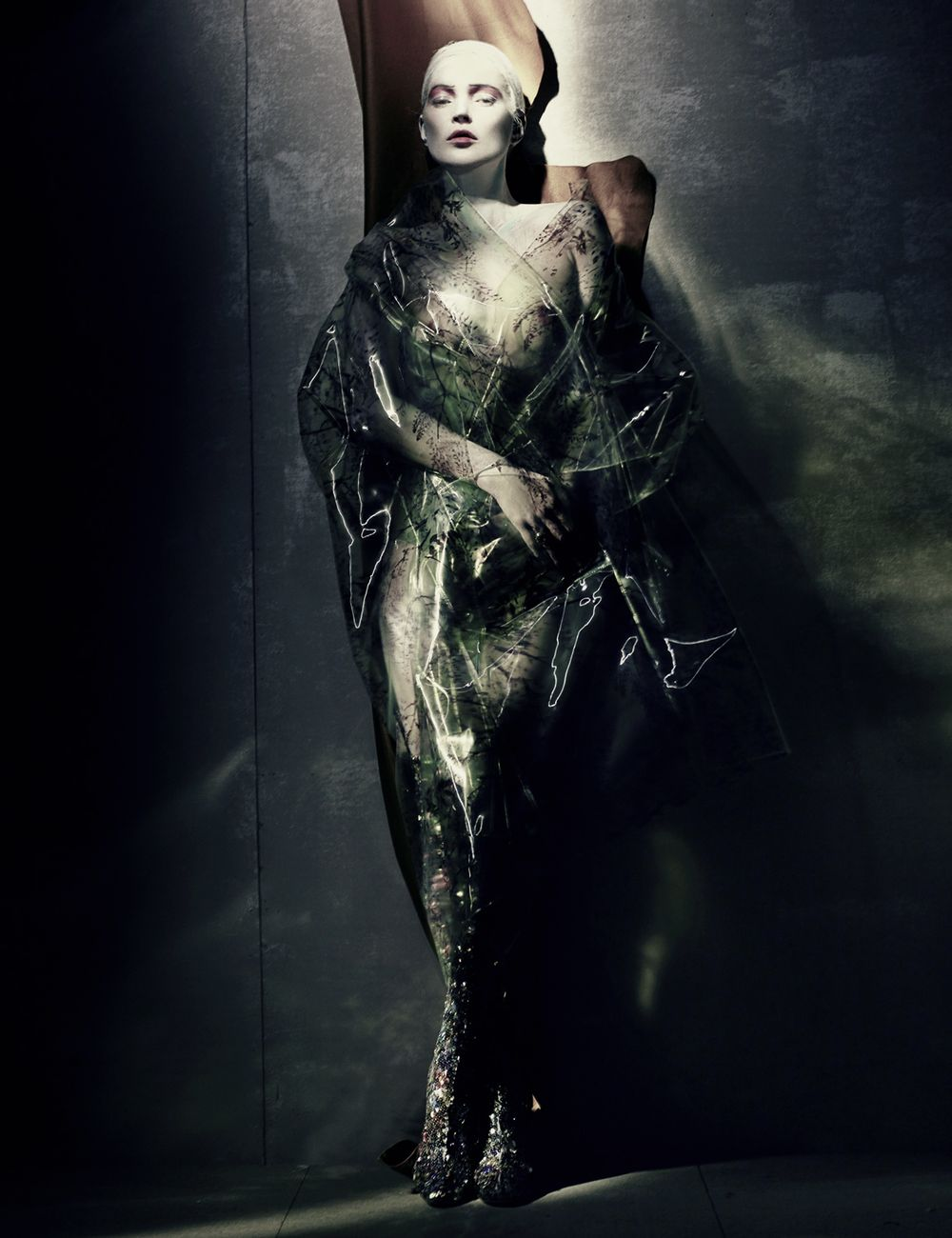 Spring-Summer 2015 Haute Couture collection by Raf Simons ® Paolo Roversi