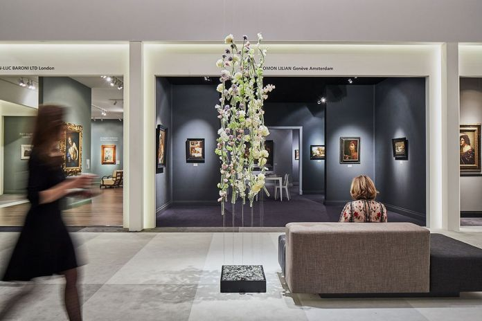 TEFAF, Maastricht 2018. Photo Mark Niedermann