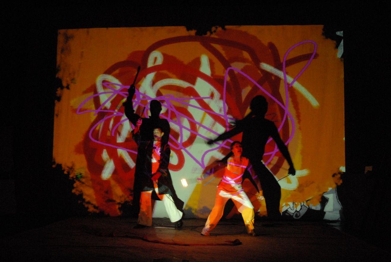 Tam Teatromusica, Picablo. Teatro Mongiovino, Roma. Photo Claudia Fabris