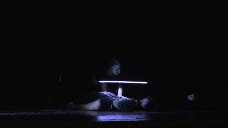 Teatro Valdoca, Giuramenti. Regia Cesare Ronconi. Teatro Vascello, Roma 2018. Photo Ana Shametaj