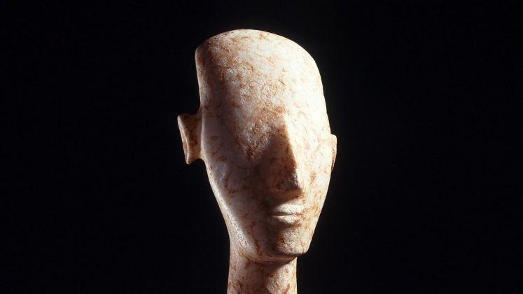 Testa cicladica, 2700-2300 a.C.