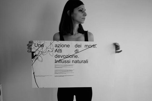 Una comunicazione magnetica con la natura. Photo credits Luca Ruali