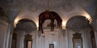 Veduta mostra Giorgio de Chirico. Capolavori dalla Collezione di Francesco Federico Cerruti, Castello di Rivoli, photo Claudia Giraud