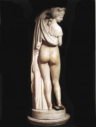 Venere Callipigia, metà II sec. d.C., MANN, Napoli