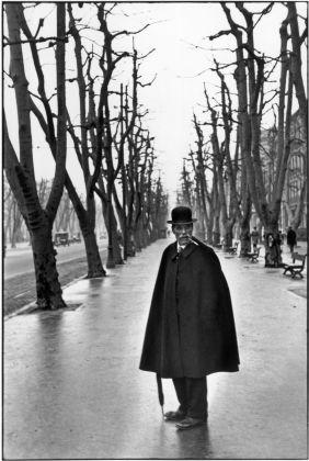Viale del Prado, Marsiglia, Francia 1932 © Henri Cartier Bresson _ Magnum Photos