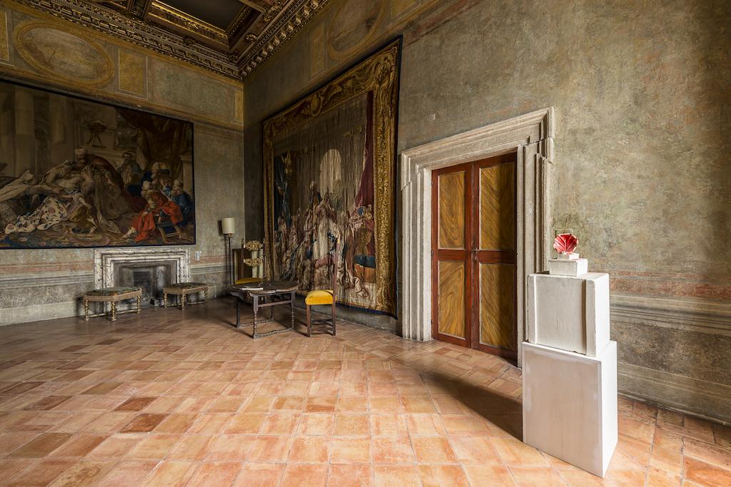 Art Club, Cy Twombly, Foto Sebastiano Luciano