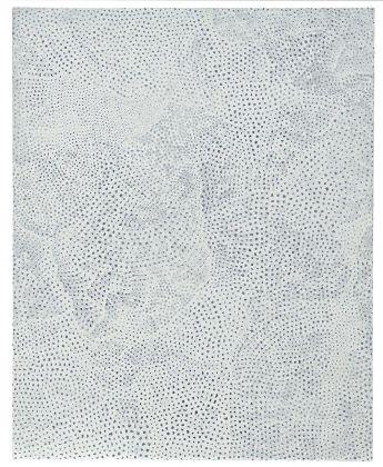 Yayoi Kusama, Infinity Nets OQ4, 2000, £ 1.269.000 (courtesy of Sotheby's)