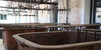 Galleria delle Vasche La Pelanda