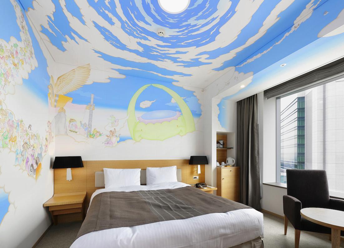 Artist Room Yokai realizzata dall'artista Nobuo Magome