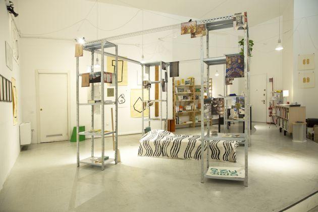 La libreria Corraini e il progetto di De Mattia