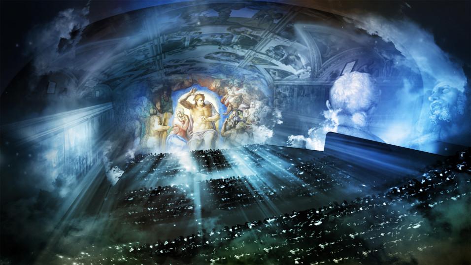 Giudizio Universale. Michelangelo and the Secret of the Sistine Chapel