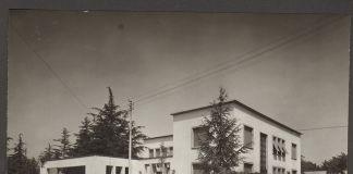 Villa Borsani, Varedo - 1943