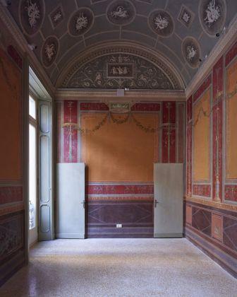 Sala cd pompeiana maurizio montanga_ palazzo citterio, milano