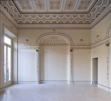 Sale piano nobile foto maurizio montanga_ palazzo citterio, milano