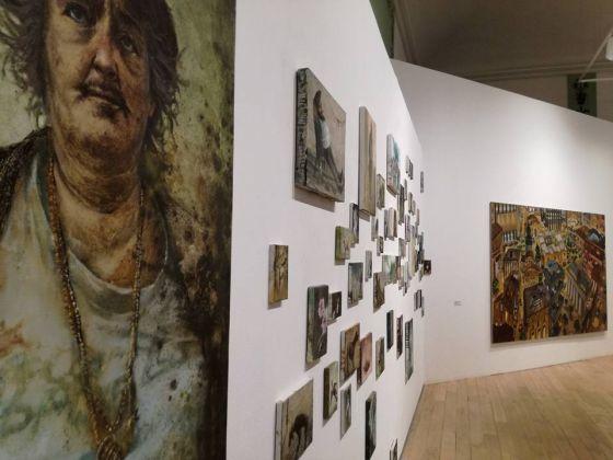 La Scuola di Palermo, immagini dell'opening della mostra al Museo Riso, Palermo. Ph. Desirée Maida