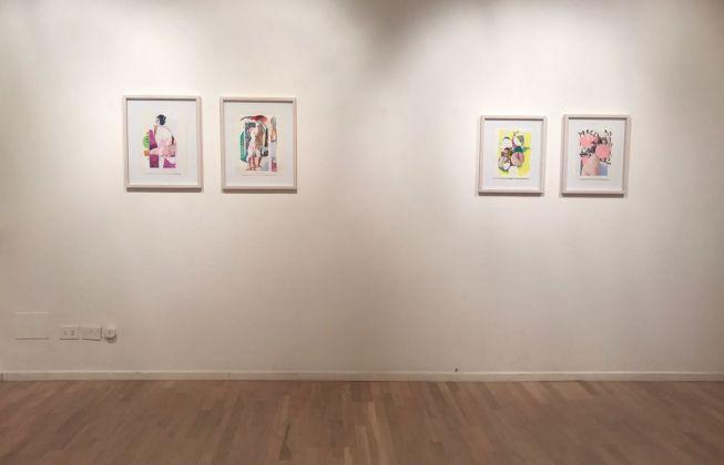 A3. Exhibition view at Art Forum Contemporary, Bologna 2018