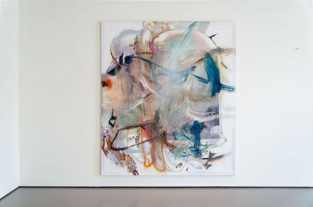 Albert Oehlen, FM 14, 2008. Installation view at Palazzo Grassi, Venezia 2018. Photo Irene Fanizza
