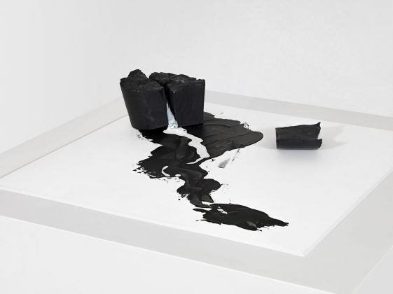 Alberta Pellacani, Senza titolo (forma della notte), 2018