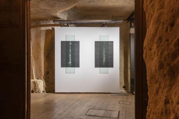 Alessandro Biggio, Monotipi, 2018. CarteC Cava Arte Contemporanea, Cagliari. Courtesy Musei Civici di Cagliari