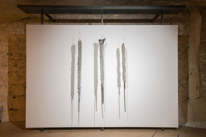 Alessandro Biggio, Sculture, 2018. CarteC Cava Arte Contemporanea, Cagliari. Courtesy Musei Civici di Cagliari
