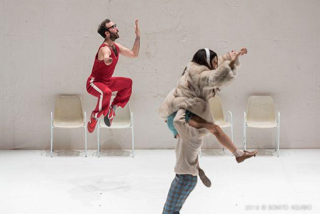 Balletto Civile, Bad Lambs. Photo Andrea Luporini