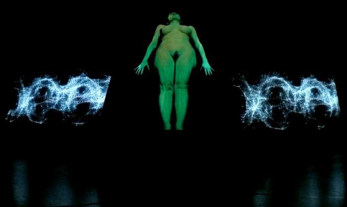 BodyQuake. Art is Open Source. Human Ecosystems Relazioni & Francesca Fini, 2017