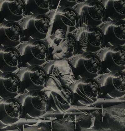 Bruno Munari, Motori e Vittoria dell'Aria, 1934. Courtesy Fondazione Massimo e Sonia Cirulli, San Lazzaro di Savena