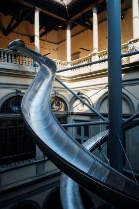 Carsten Höller, The Florence Experiment, 2018. Photo Martino Margheri