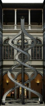 Carsten Höller, The Florence Experiment Slides, 2018. Rendering di Michele Giuseppe Onali